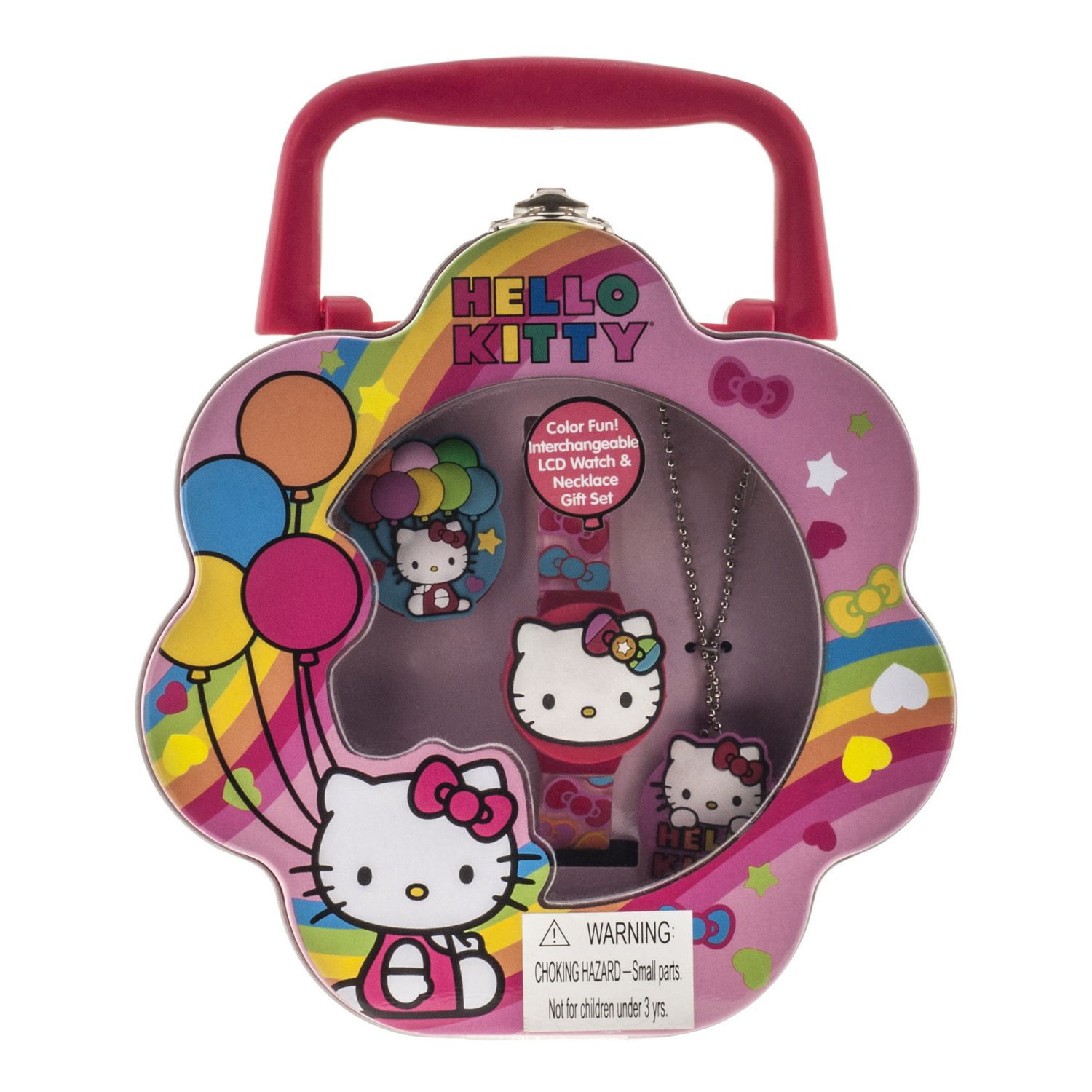Montre petite fille hello kitty for Chambre enfant fille hello kitty