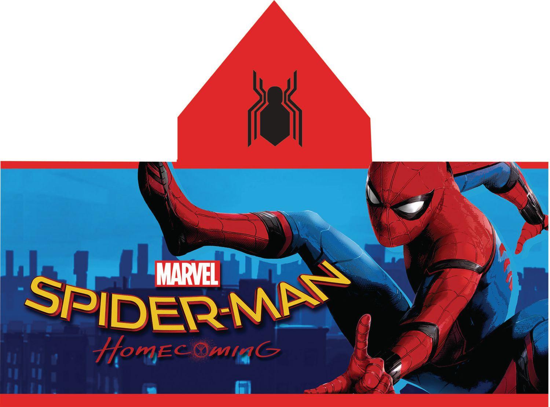 Spiderman bathroom set