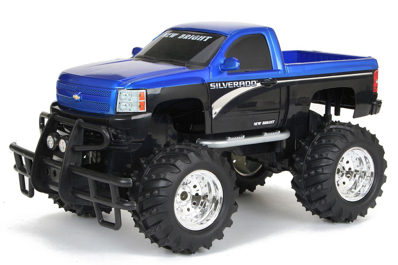 fr ip new bright  rc camion silverado