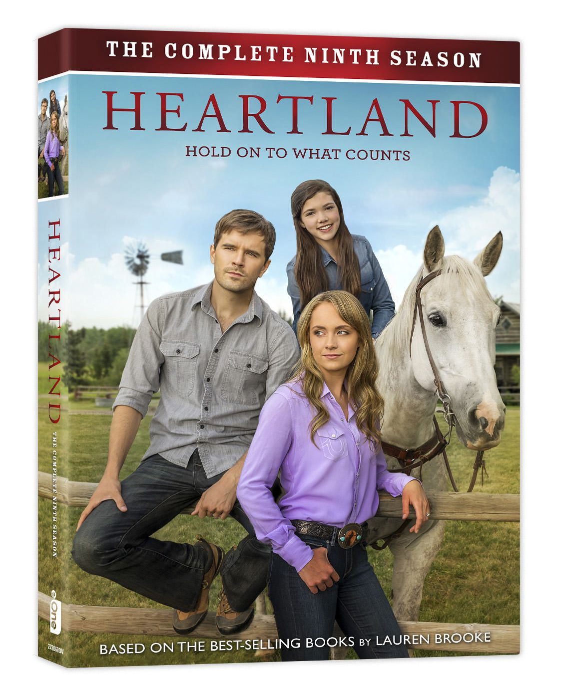 Heartland TV Series The Complete Ninth (9) Season Boxed ...