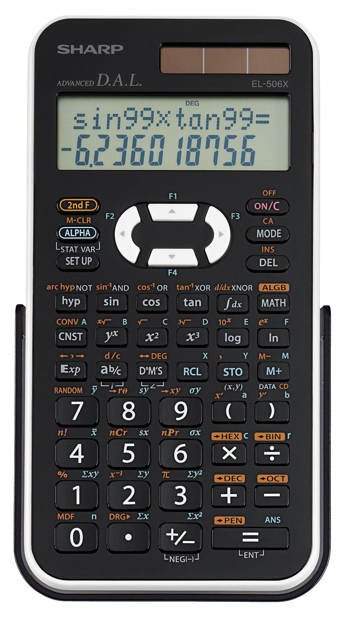 calculatrice scientifique pas cher