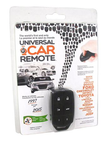 ikeyless universal car remote