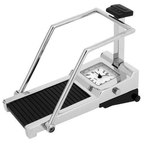 Mini horloge de bureau tapis roulant - Horloge de bureau windows ...