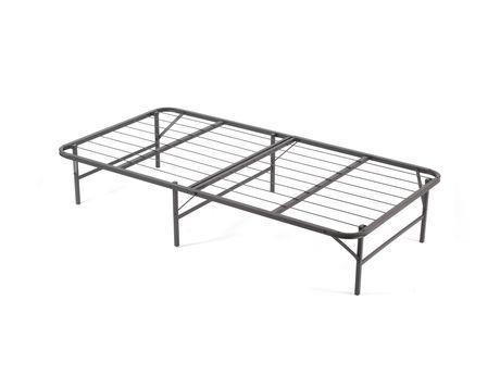 Base de lit 54 pouces table de lit for Lit 54 pouces queen