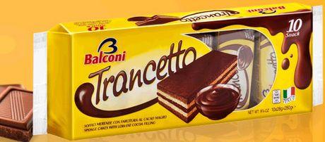Balconi Trancetto Cacao Snack Sponge Cakes Walmart Ca