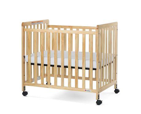 Foundations Compact Wood Crib Walmart Canada