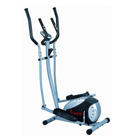 V lo elliptique magn tique sf e905 de sunny health fitness - Velo elliptique magnetique ...