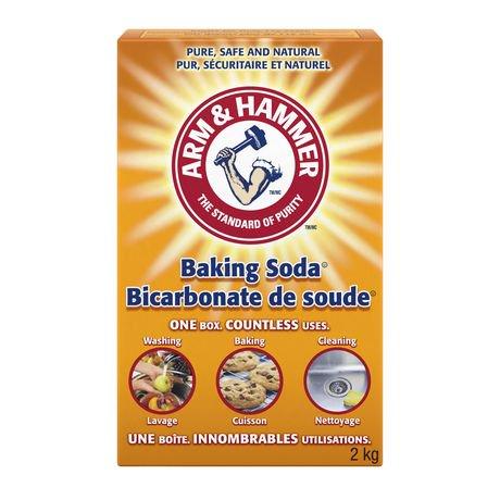 Bicarbonate de soude pur arm hammer walmart canada - Utilisation bicarbonate de soude ...