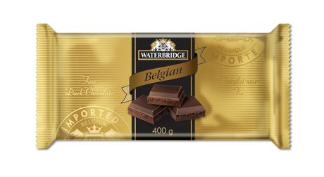 Waterbridge Dark Chocolate Bar Walmart Canada