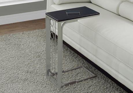 table d 39 appoint monarch specialties en cappuccino champagne walmart canada. Black Bedroom Furniture Sets. Home Design Ideas