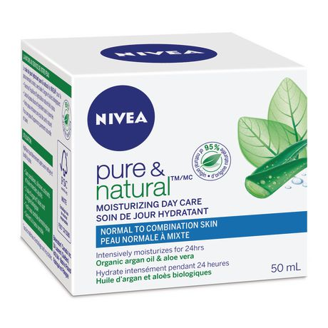 Oil Change At Walmart >> Nivea Pure & Natural Moisturizing Organic Argan Oil & Aloe ...