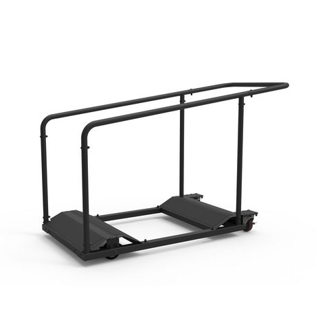 Chariot pour tables lifetime products for Table exterieur walmart