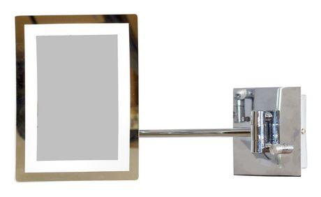 Miroir rectangulaire american imaginations de 15 87 cm de for Miroir walmart