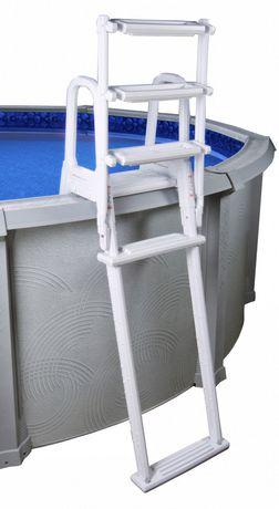 Blue Wave A Frame Flip Up Ladder For Above Ground Pools
