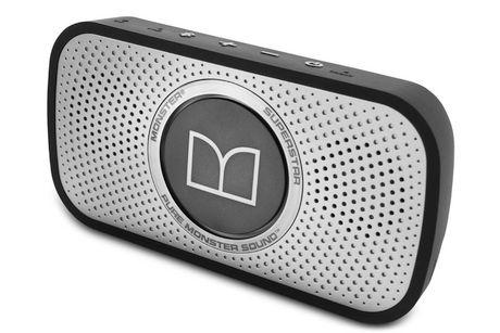 Monster Superstar High Definition Bluetooth Speaker Black