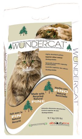 Wundercat Clumping Cat Litter At Walmart Ca