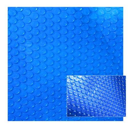 Blue wave toile solaire ovale 8 mm pour piscine hors terre for Toile hivernale pour piscine hors terre