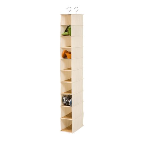 Click here for Honey-Can-Do 10-Shelf Over-The-Door Shoe Organizer prices