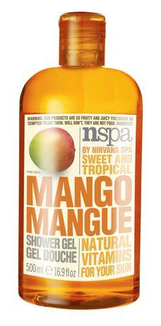 Nspa fruit extracts mango shower gel walmart canada - The body shop mango shower gel ...