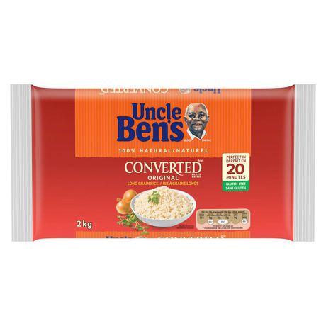 Uncle Ben's CONVERTED® Original Rice | Walmart Canada