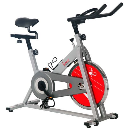 Sunny Health Amp Fitness Sf B1001s Indoor Cycling Exercise