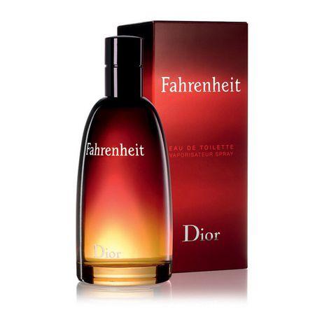 Christian Dior Fahrenheit Eau De Toilette Spray For Men ...