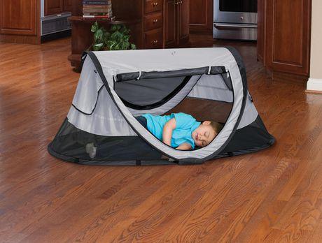 Kidco 174 Peapod Plus Travel Bed Midnight Walmart Ca