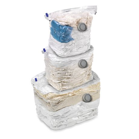 Honey Can Do 3 Pack Vacuum Cubes Storage Bags Walmart Canada