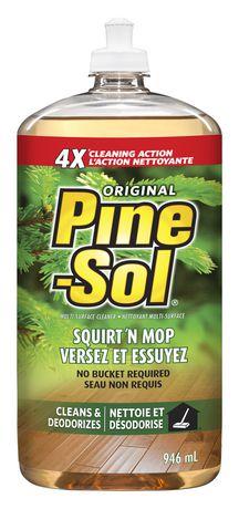 Pine Sol 174 Squirt N Mop Walmart Ca