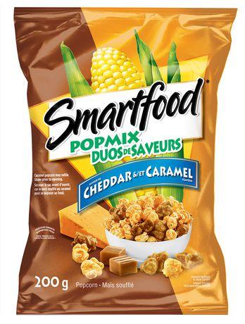 Smartfood® Cheddar & Caramel Popcorn   Walmart.ca