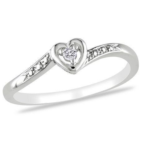 miabella accent sterling silver shaped
