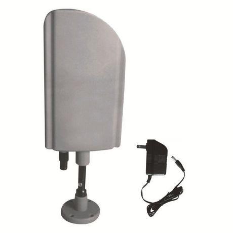 Antenne de tv num rique digiwave ant4008 for Cable antenne tv exterieure