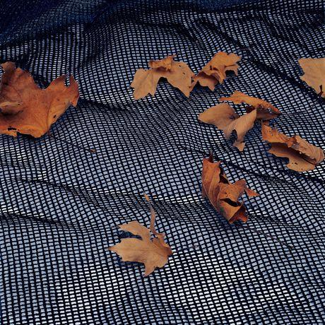 Blue wave couverture de piscine filet para feuilles hors - Filet pour piscine hors sol ...