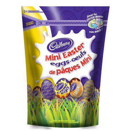 Cadbury Easter Cadbury Mini Assorted Eggs 745G