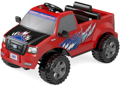 fisher price power wheels ford lil f 150 kids 39 ride on. Cars Review. Best American Auto & Cars Review
