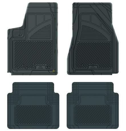 ensemble de 4 tapis pants saver custom fit pour dodge noir walmart canada. Black Bedroom Furniture Sets. Home Design Ideas