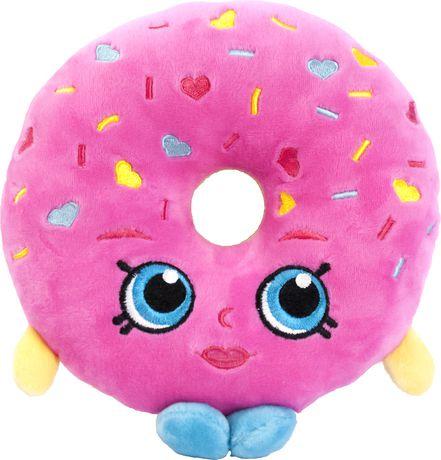 peluche douce de shopkins d 39 lish donut 8 po. Black Bedroom Furniture Sets. Home Design Ideas
