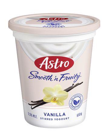 astro yogourt