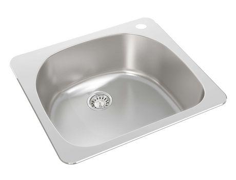 Wessan single bowl kitchen sink - Walmart kitchen sinks ...