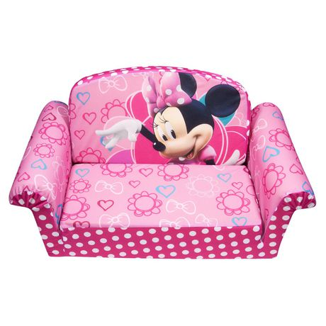 marshmallow canap d pliable minnie mouse. Black Bedroom Furniture Sets. Home Design Ideas