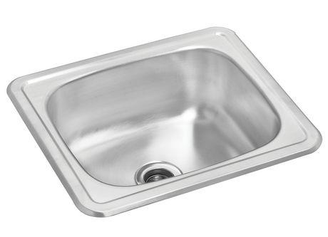 Wessan single bowl bar sink - Walmart kitchen sinks ...