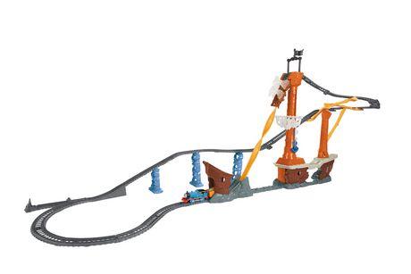 Hot! Thomas Track Master Shipwreck Rails Play Set Just $32