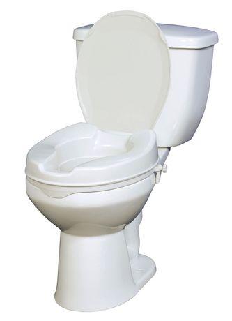 Raised Toilet Seat With Lid Walmart Ca
