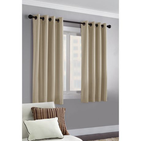 Faux silk thermal window panel for Thermal windows reviews