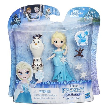 Disney Frozen Little Kingdom Elsa Amp Olaf Doll Walmart Ca