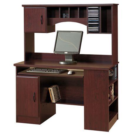 bureau pour ordinateur collection morgan de meubles south shore. Black Bedroom Furniture Sets. Home Design Ideas
