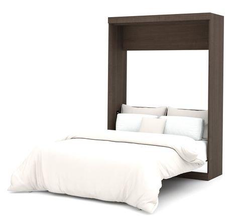 lit escamotable 2 places de nebula par bestar antigua walmart canada. Black Bedroom Furniture Sets. Home Design Ideas