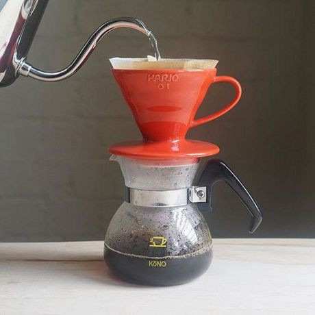One Cup Ceramic Coffee Maker : Hario One Cup Ceramic Coffee Brewer Walmart Canada