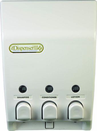fr ip distributeur de savon classic dispenser iii blanc