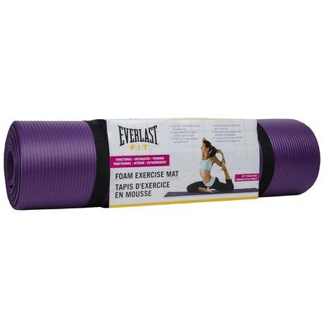 Everlast Foam Exercise Mat Purple Walmart Canada